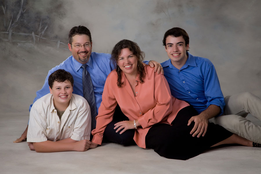 Berry Family 2011